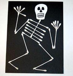 Esqueleto Bastoncillos
