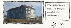 Sylvia Beach Hotel - ask me about staying in the Edgar Allen Poe room on my honeymoon...