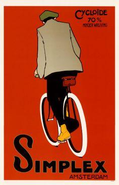 Simplex! #ad #advertisement #poster vintage