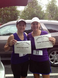 9/21/13 today was Jubilee Race For Life in Daphne, AL.   I got 2nd place in my age group. My running buddy, Cindy Kennett also got 2nd place in her age group.  This was a great graduation run for the Daphne, Fairhope, and Spanish Fort groups of Sole2Soul Sisters. Great job ladies.