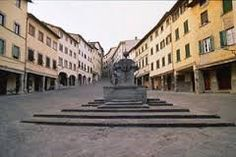 Piazza Tanucci, Stia, Casentino, Toscana