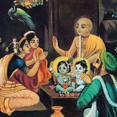 Lord Krishna Balarama Hare Krishna