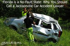 Florida is a No-Fault State: Why You Should Call a #JacksonvilleCarAccidentLawyer