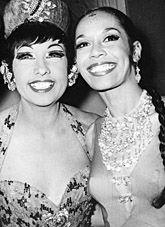Josephine Baker and Carmen de Lavallade