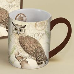 Owl Sanctuary Coffee Mug , 5021050 | Lang