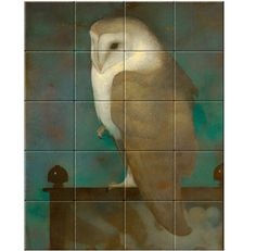 Big Owl on ScreenJan Mankes Until his marriage with Annie Zernike, Mankes lived with his parents. They had now moved to the Frisian countryside. There he could go up in his great love for nature. He painted outside, made bird studies and still life. Perfect For Me, Great Love, Exhibition Space, Decorative Tile, Art Reproductions, High Gloss, Still Life, Masters, Dutch