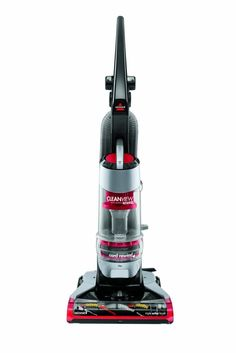 BISSELL Clean View Plus Rewind Bagless Upright Vacuum & Triple Action Brush…