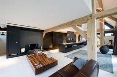 Open plan Kitchen Living   Generaal Urquhartlaan 43, Private Villa in Oosterbeek, NL