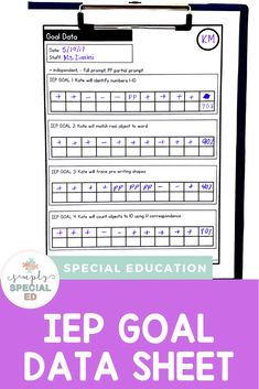 Eight Special Education Communication >> 712 Best Special Education Teacher Images In 2019
