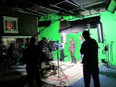 Bob Bekian Directing Will I Am at Loyal Studios