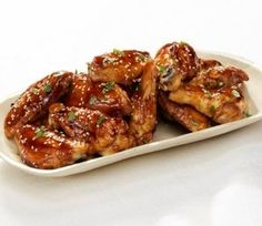 Teriyaki Chicken Wings Recipe Tyler Florence Food Network Instant Pot Teriyaki Chicken Wings Simplyrecipes Com Glazed Teriyaki Chicken Wings Oven Baked Easy To Read More… Teriyaki Chicken Wings, Chicken Teriyaki Rezept, Baked Chicken Wings, Teriyaki Sauce, Soy Sauce, Hoisin Sauce, Roast Chicken, Glazed Chicken, Marinated Chicken