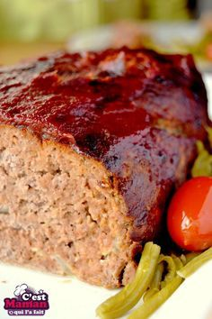 PAIN DE VIANDE comme aux USA Grilling Recipes, Meat Recipes, Cooking Recipes, Healthy Recipes, Onion Soup Meatloaf, I Love Food, Good Food, How To Cook Meatloaf, Fast Good