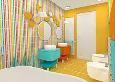 łazienka dla dzieci - Szukaj w Google