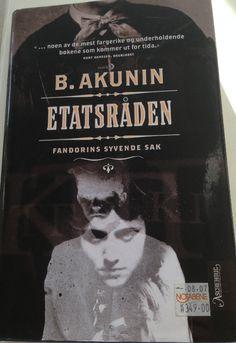 Etatsråden, B. Akunin