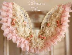 Vintage style fairy wings