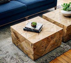 Hugh's Hardwood Bunching Table