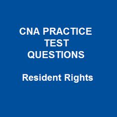 should you study for a certified nursing assistant career the answer is yes top cna sample questions