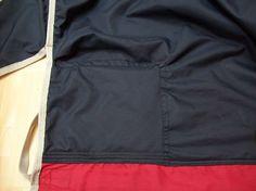 Pferdedecke; Riss geflickt - Horse blanket; Rip mended