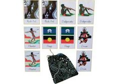 Aboriginal & Torres Strait Islander Matching Card Game – Pack of 24 - MTA Catalogue
