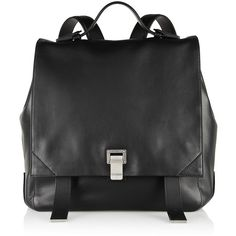 Proenza Schouler leather backpack | #ShopPolyvore for every urban adventure! @Polyvore