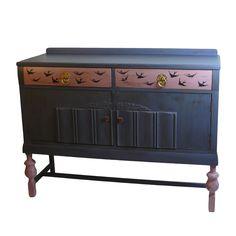 Bird cabinet £370