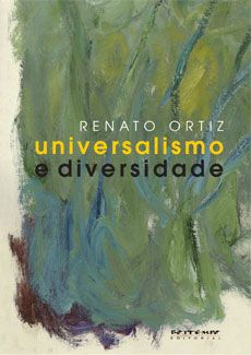 capa do livo Universalismo e diversidade de Renato Ortiz