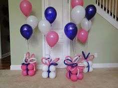 BALLOON CENTERPIECES ideas for Balloon Decorations, big collection of the Balloon bouquets, We provide best design arrangement for Balloons bunch set Balloon Crafts, Birthday Balloon Decorations, Balloon Gift, Balloon Centerpieces, Balloon Garland, Birthday Balloons, Masquerade Centerpieces, Air Balloon, Small Balloons
