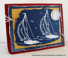 Stampin' Seasons: Sail Away with PPA........