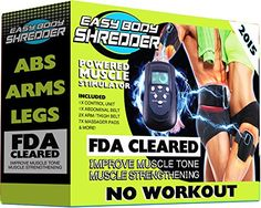 Easy Body Shredder Electric Abdominal Toning Belt - http://fitness-super-market.com/?product=easy-body-shredder-electric-abdominal-toning-belt