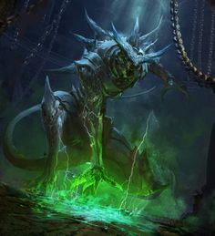 "The Common Dungeon Master — thrallcards:   tomjogi: ""IT´S SO BIG"" by FANG..."