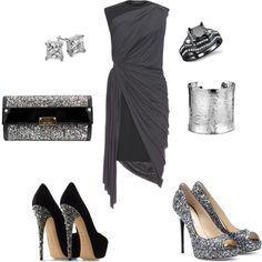 """""""New Years Eve"""" by rprov on Polyvore"""