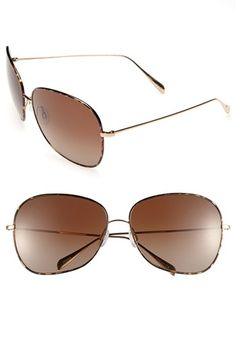 e99a10f88b5 Oliver Peoples  Elsie  64mm Polarized Sunglasses available at  Nordstrom   395 Oakley Sunglasses