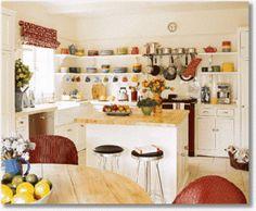 Moderniza tu cocina sin remodelar