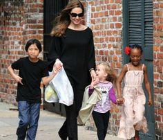 El nuevo tráiler de 'Maléfica' desvela el cameo de los hijos de Angelina Jolie #cine