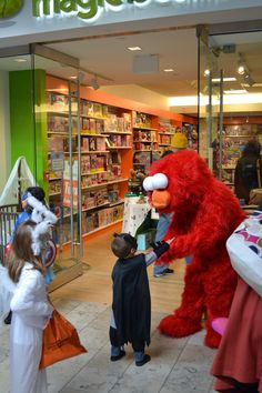 PRU BOO 2014 at The Shops at Prudential Center #BOSTON