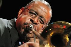 """Hear FRED WESLEY of FRED WESLEY & THE J.B.'s on Funk Gumbo Radio: http://www.live365.com/stations/sirhobson and """"Like"""" us at: https://www.facebook.com/FUNKGUMBORADIO"""