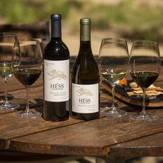 The Hess Collections offers private wine tours. | http://www.hesscollection.com/