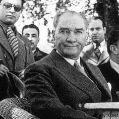 The great leader. Riders On The Storm, Turkish Army, The Turk, Great Leaders, The Republic, Revolutionaries, My Hero, Beautiful People, Black And White