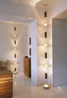 Beleuchtung küche decke  indirektes Licht ikea beleuchtung decke dunkeles interior ...
