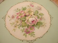 Christie's handpainted table top