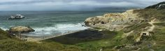 Foggy Afternoon at the Sutro Baths