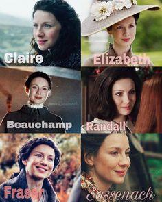 😍♥️🙌🏻👑 💕𝐂𝐥𝐚𝐢𝐫𝐞 𝐄𝐥𝐢𝐳𝐚𝐛𝐞𝐭𝐡 𝐁𝐞𝐚𝐮𝐜𝐡𝐚𝐦𝐩 𝐑𝐚𝐧𝐝𝐚𝐥𝐥 𝐅𝐫𝐚𝐬𝐞𝐫💕 She's not just a sassenach, she's a healer, a surgeon, a… James Fraser Outlander, Outlander Quotes, Outlander Tv Series, Starz Outlander, Diana Gabaldon, True Blood, White Collar, Buffy, Saga