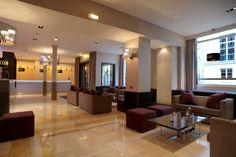 Lobby lounge Bel Ami Paris Left bank