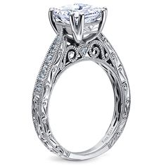 Kirk Kara Stella #diamond engagement ring
