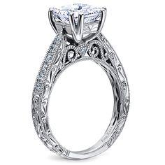 Kirk Kara Stella #diamond engagement ring