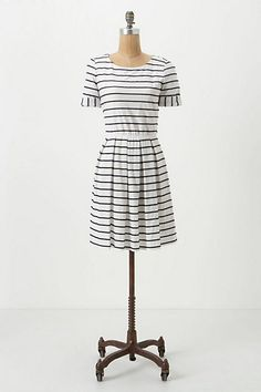Sewing Circle: Simple Madewell and Anthro dress
