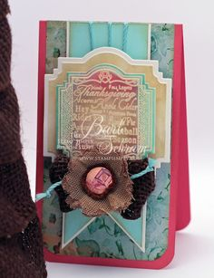 JR Autumn Labels Twenty Two http://barbschram.blogspot.com/2013/09/burlap-ribbon-tree-and-card-stamp.html