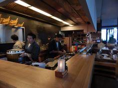 Sushi-Bar im Roof des Bayside