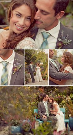 Engagement Photos in a garden / Greenhouse?