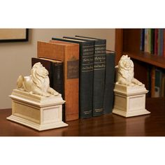 Your grad worked hard to succeed! Congratulate them with a special gift of Marble Lion Bookends to display in their new office! $135.00